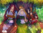COMM: Leo, Sifearia and Kestrel