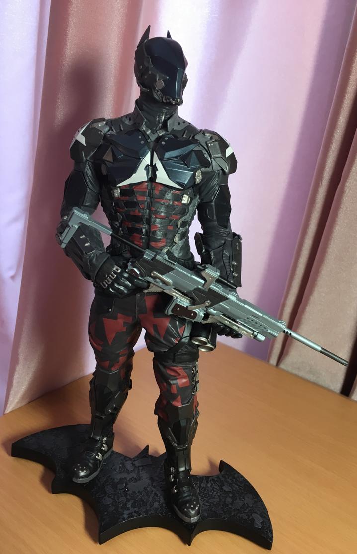 Arkham-01 by AkubakaArts