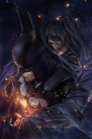 My Precious Knight by AkubakaArts