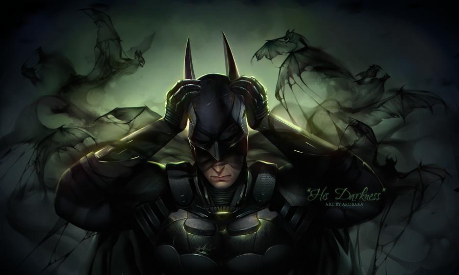 His Darkness by AkubakaArts