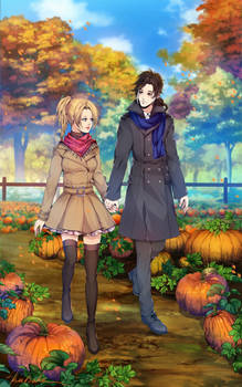 COMM: Pumpkin Patch