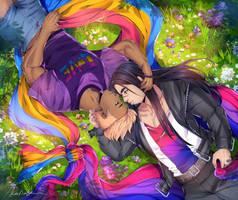 COMM:Rin and Chayton