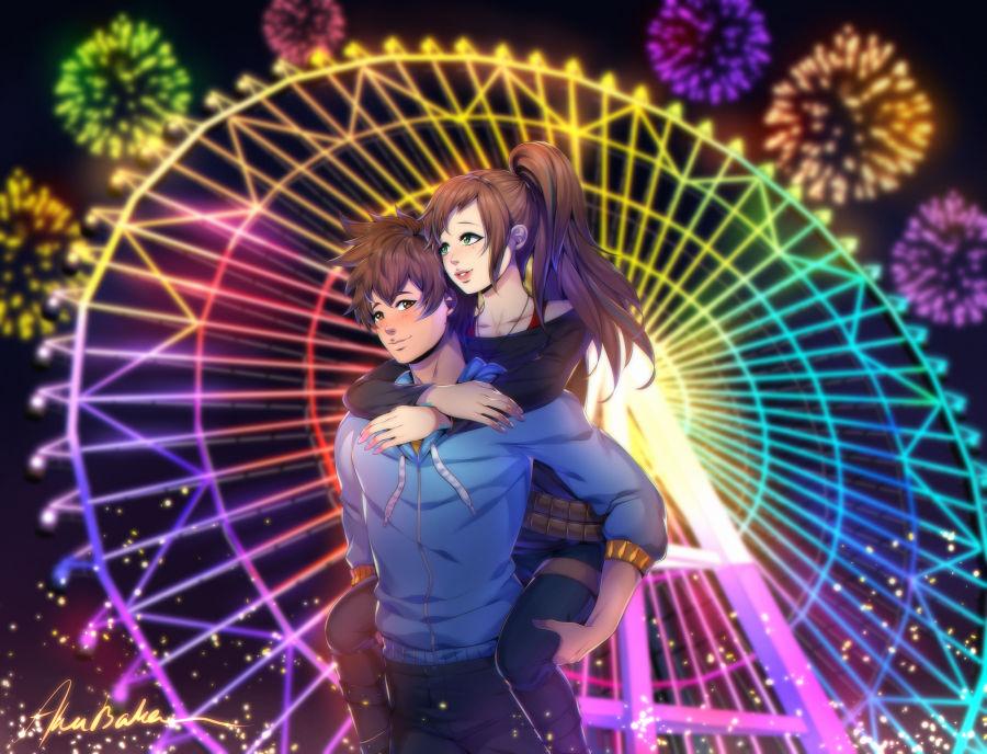 COMM: Kyra and Taichi