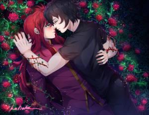 COMM: Kurama and Zane