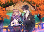 COMM: Tsumugi and Akira