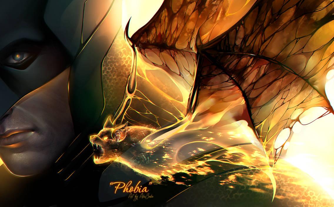 Phobia by AkubakaArts