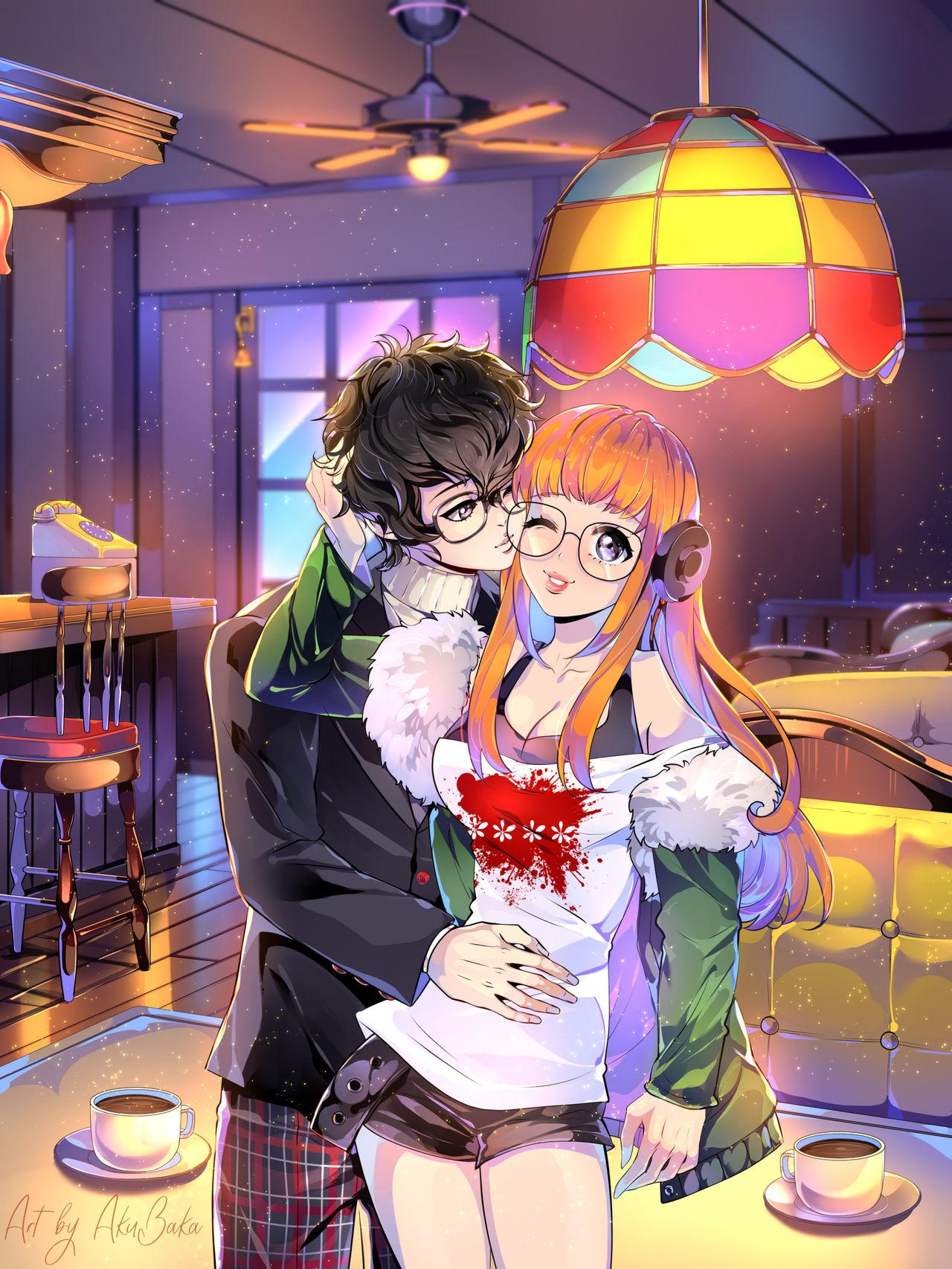 COMM: Futaba and Joker