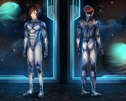 COMM: Starcraft ghost