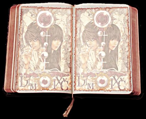 DeathNoteBook by nover