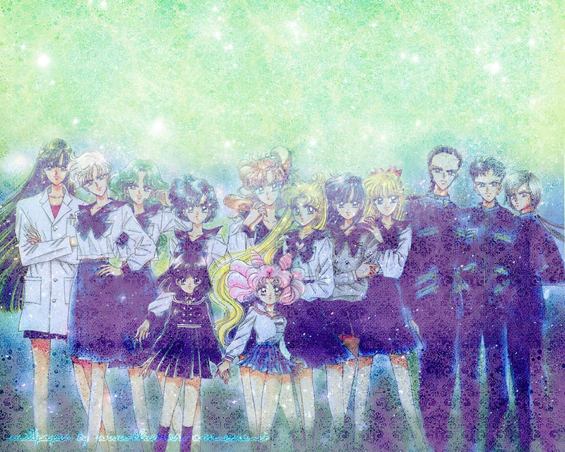SailorMoonSailorStarsWallpaper by nover