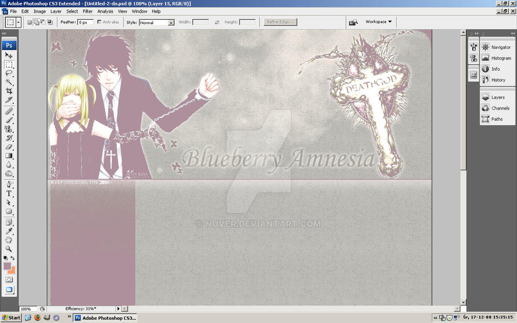BlueberryAmnesia-DN-Layout by nover