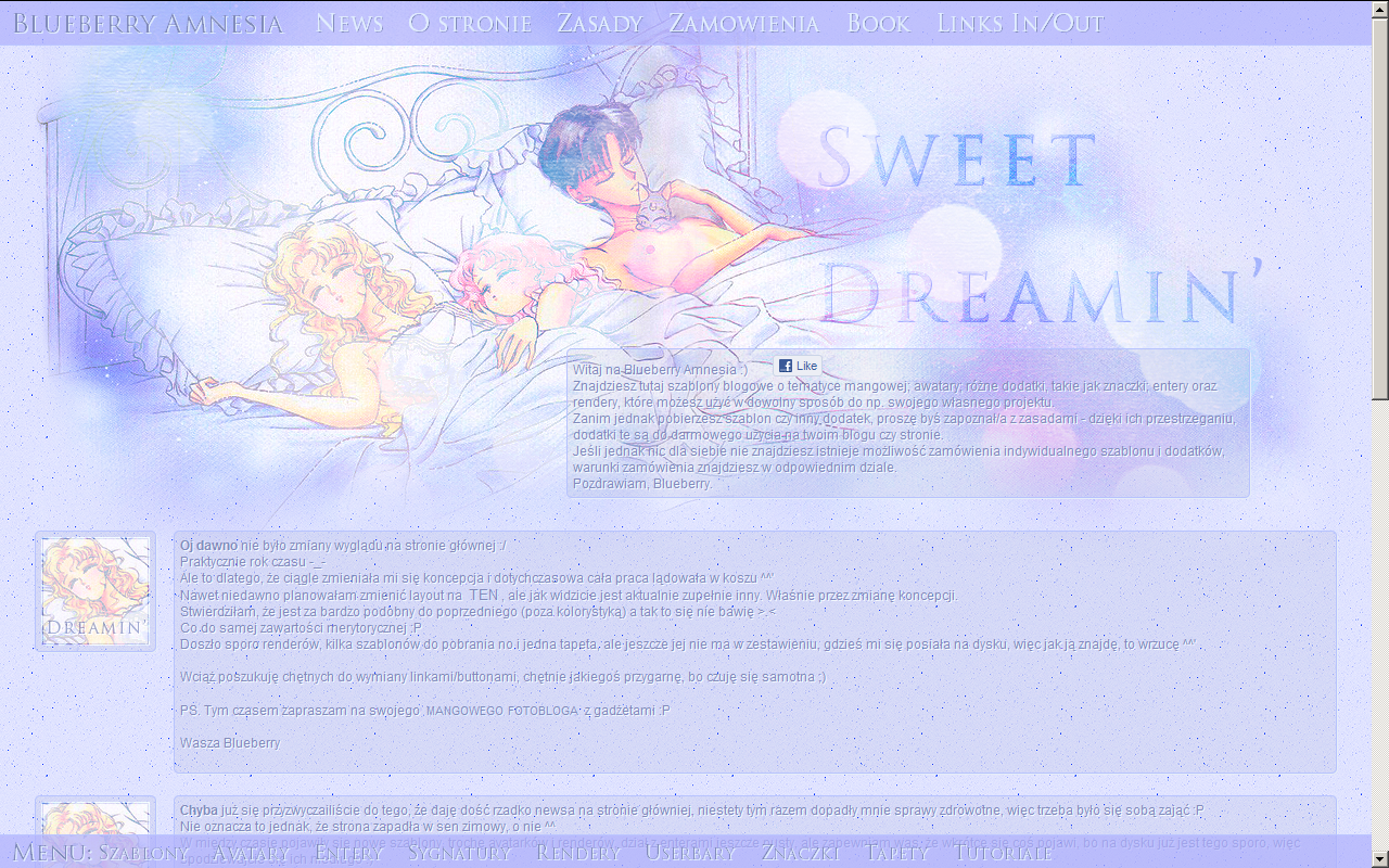 B-A-SailorMoon-SweetDreamin by nover