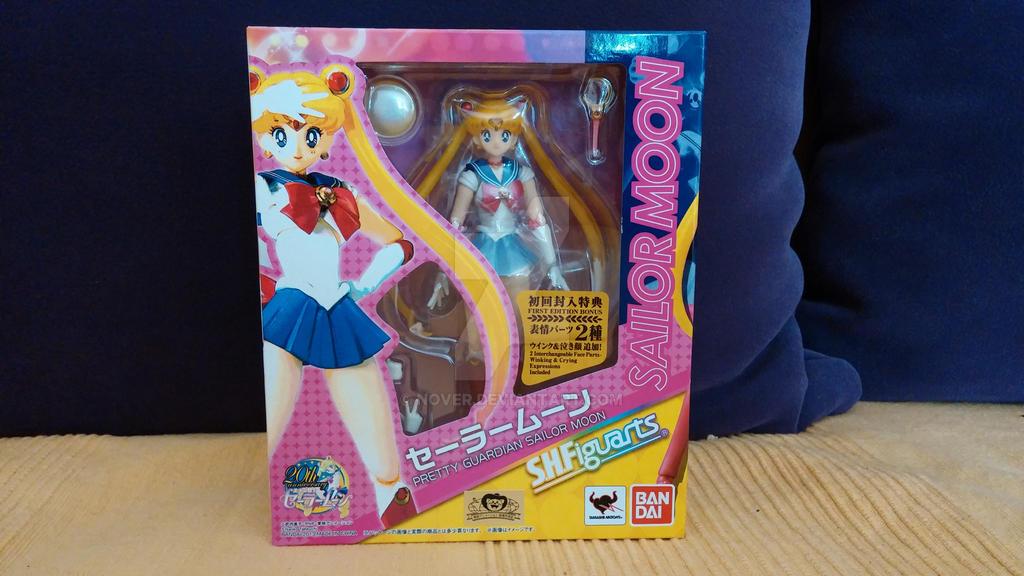 Sailor Moon S.H Figuarts Figure 2013 by nover