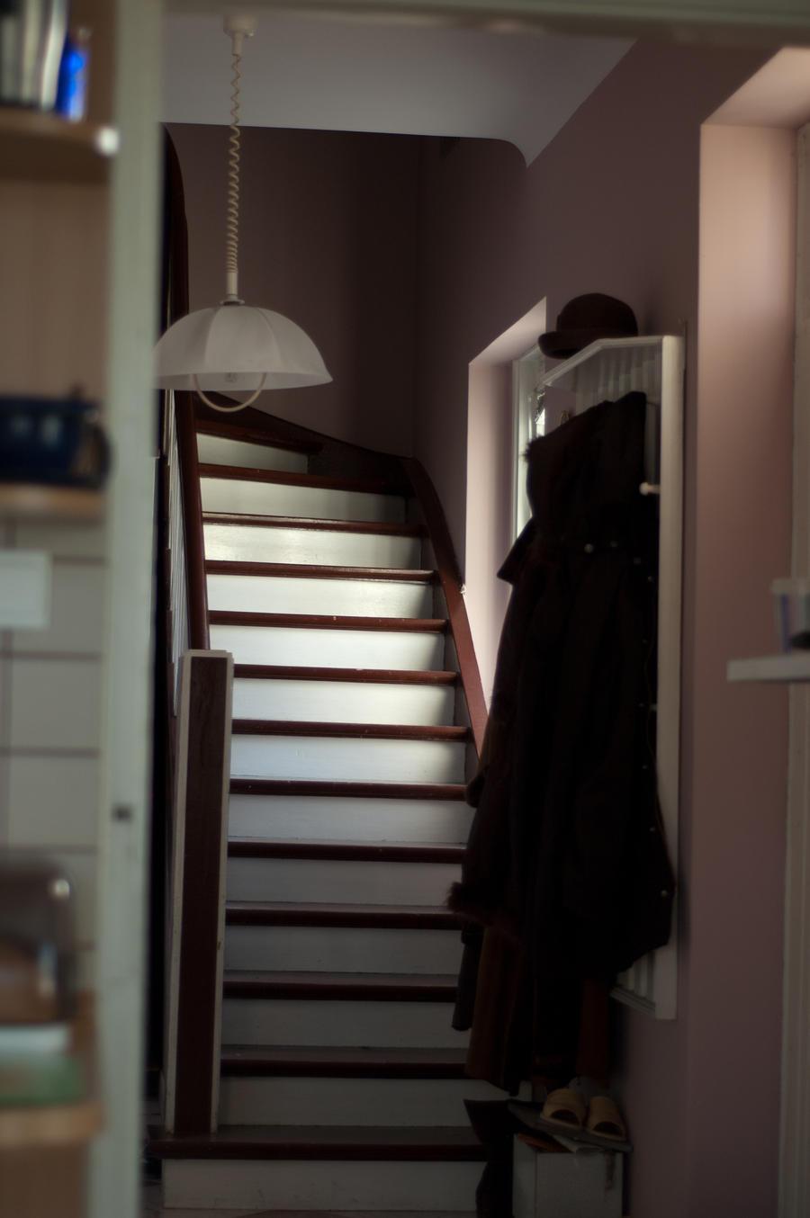 Stairs by sirlatrom