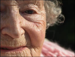 Grandmother by sirlatrom
