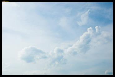 Austrian clouds by sirlatrom