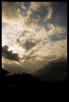 Old Warsaw Sky by sirlatrom