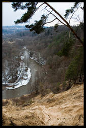 Lithuanian Landslide by sirlatrom