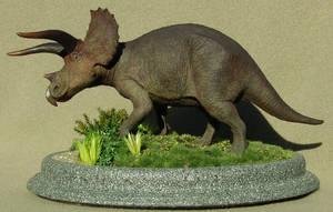 Triceratops 3 by Gorgosaurus