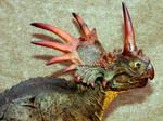 SSC Styracosaurus wip