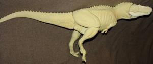 Gorgosaurus w.i.p. by Gorgosaurus