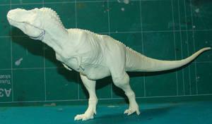 1/40 Tyrannosaurus rex w.i.p.