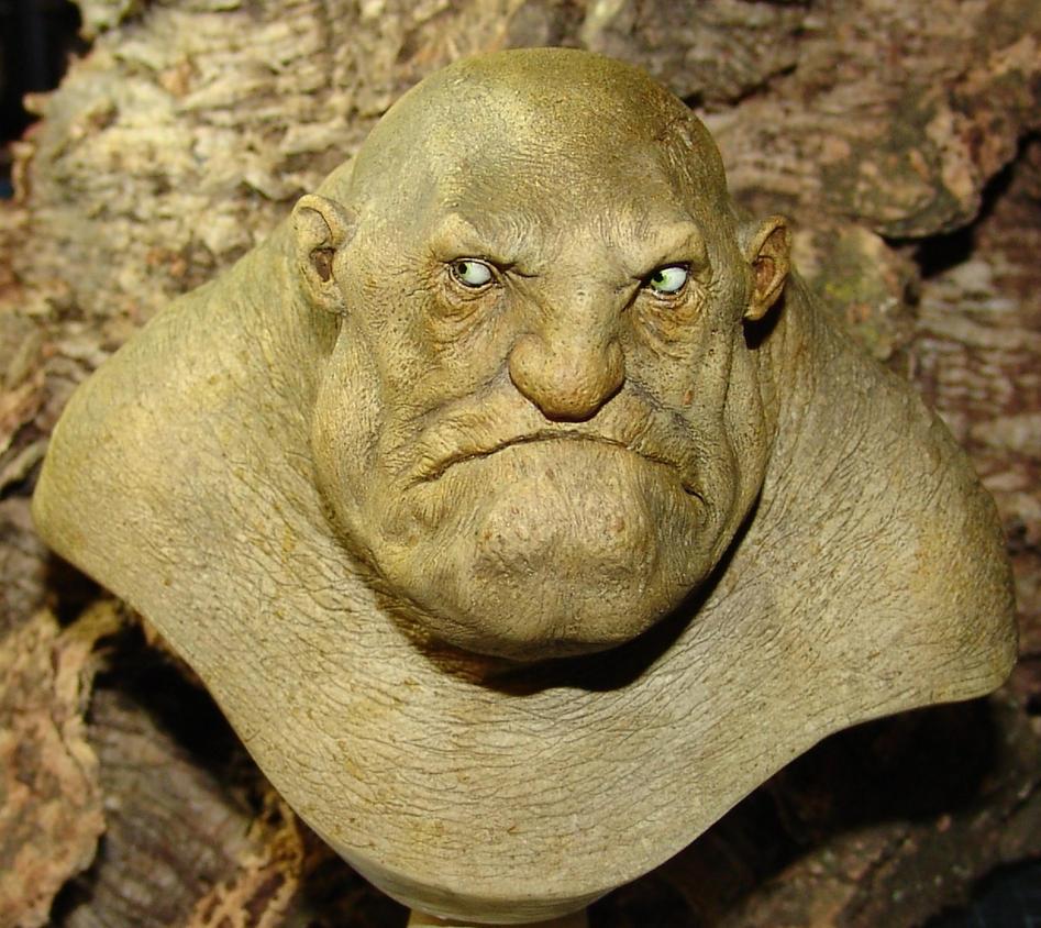 Bald Troll by Gorgosaurus