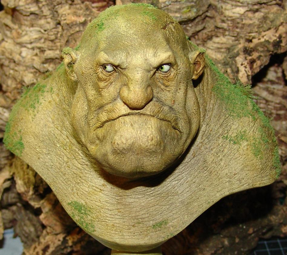 Mossy Troll by Gorgosaurus