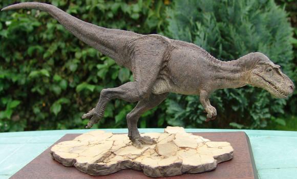 McVey Albertosaurus/Gorgosaurus, 1/18th scale