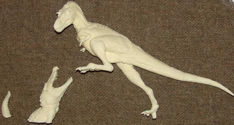 Gorgosaurus vignette by Gorgosaurus