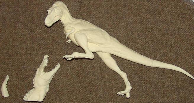 Gorgosaurus vignette