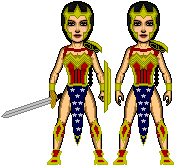 Wonder Woman (Regime) by Hybrid55555