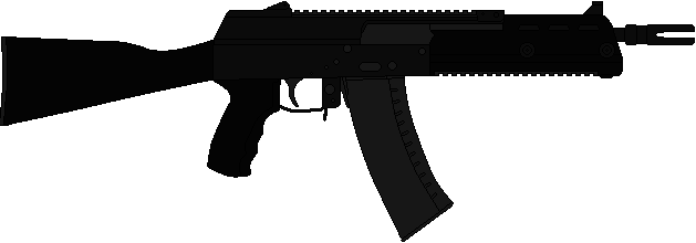 Heckler and Koch K-48 by Hybrid55555