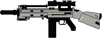 AR Marksman by Hybrid55555