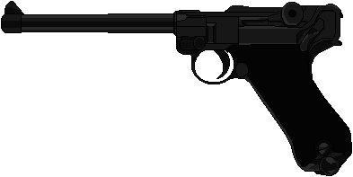 Luger P08 Marine by Hybrid55555