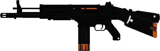 STG-60 (Wolfenstein: The New Order) by Hybrid55555