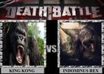 King Kong Vs. Indomunus Rex