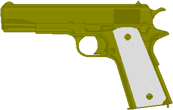 Colt M1911 Gold By Hybrid55555 On Deviantart