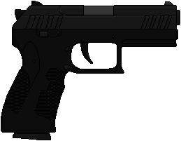 Combat Pistol (GTA V) by Hybrid55555