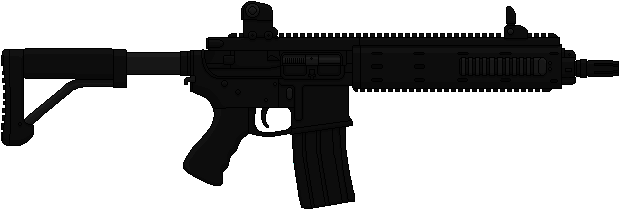 Carbine (GTA V) by Hybrid55555