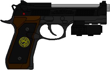 Albert Wesker's Samurai Edge (Resident Evil) by Hybrid55555