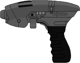 Phase Pistol (Enterprise) by Hybrid55555