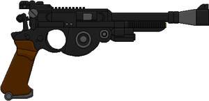 Din Djarin's Blaster Pistol