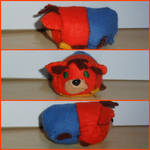 Crash Bandicoot tsum tsum
