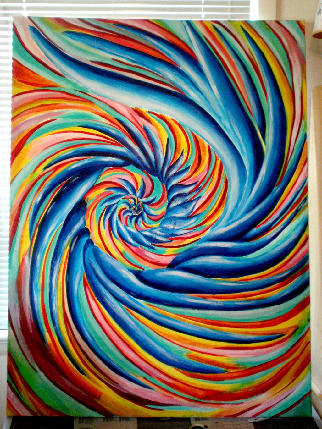 Fibonacci Sequence In Art Pop Art Fibonacci Spiral