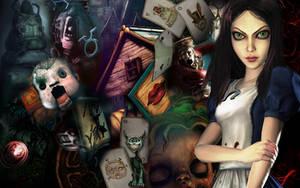 Alice Wallpaper by GBetch