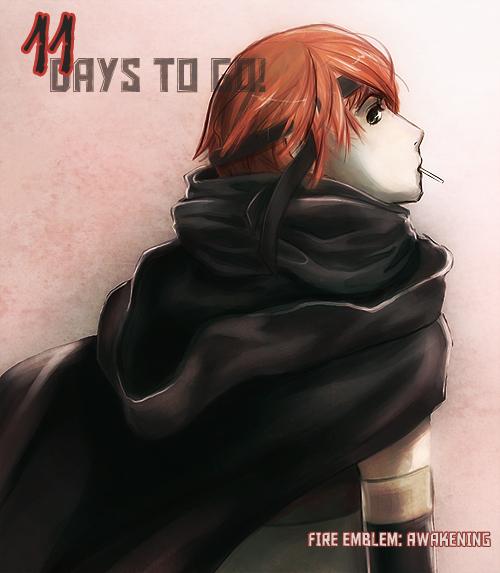 11 Days! by tallydraws