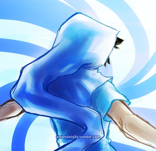 Windy Boy Sketch by tallydraws