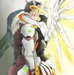 Genji's secret ultimate? by tallydraws