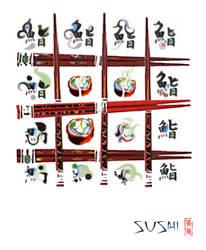 Sushi by vanityhomicide